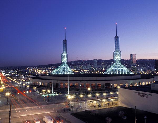 Oregon Convention Center at Milwaukie