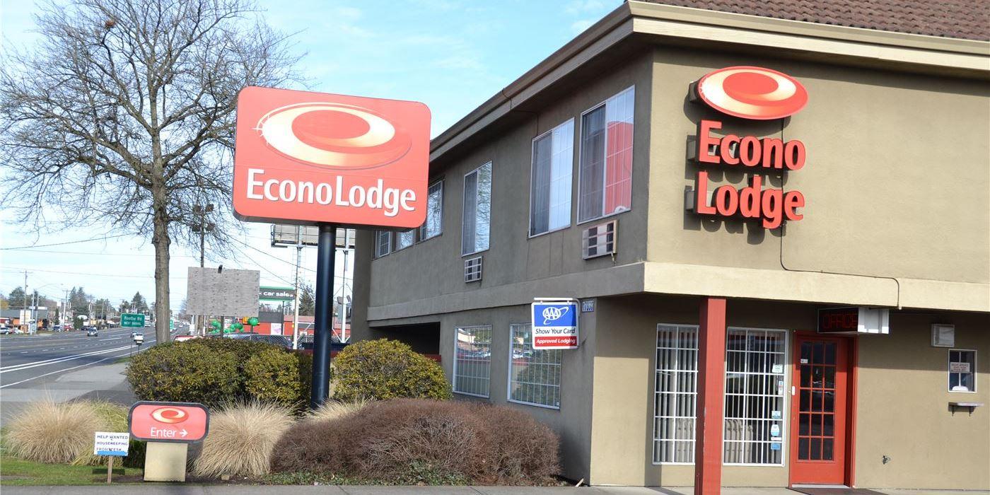 Econolodge Southeast Portland