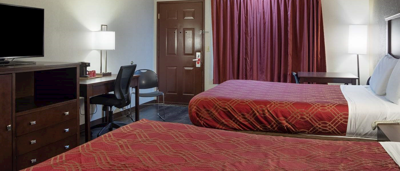 Rooms in Econolodge South East Portland Milwaukie