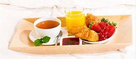Free Breakfast from Milwaukie, Oregon Hotel